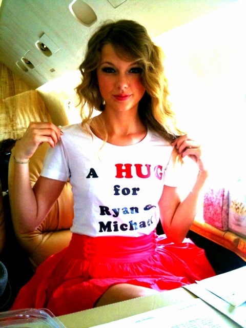 A Hug From Taylor Swif... Taylor Swift Agency