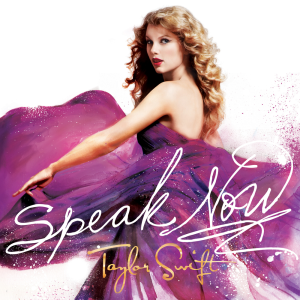 Speak Now cover