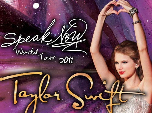 Tour Talk Australia And New Zealand Welcome To The Speak Now Tour The Swift Agency