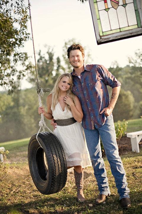 Blake Shelton And Miranda Lambert Wedding.Miranda Lambert And Blake Shelton Country Music S Royal Wedding