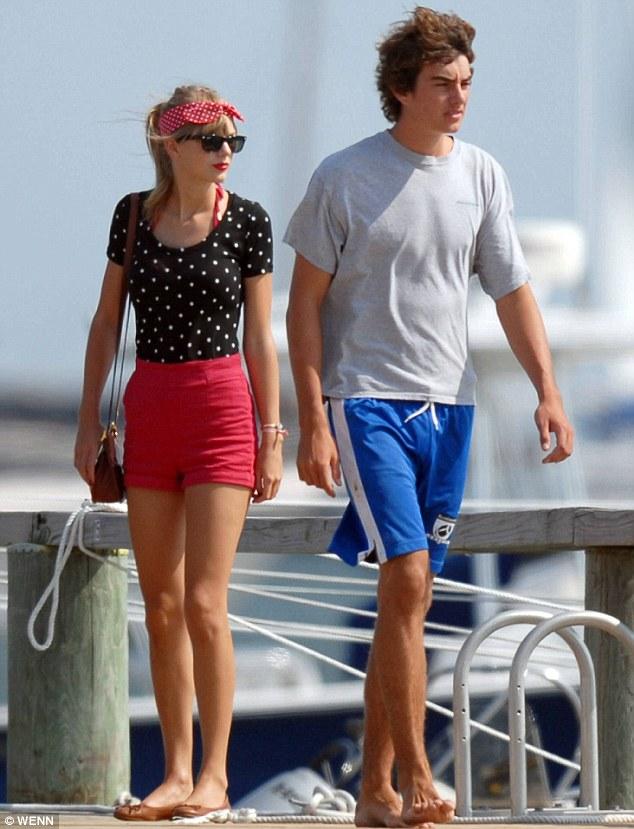 Swift dating kennedy