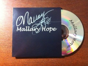 Mallary Hope CD