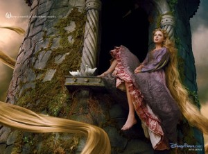 (Photo: Annie Leibovitz for Disney)