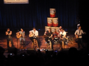 Florida Georgia Line performs with Nelly at Craig Wiseman and Friends for Second Harvest at the Ryman 2013-06-04