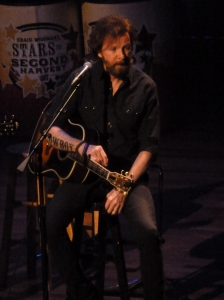 Ronnie Dunn performs at Craig Wiseman and Friends for Second Harvest at the Ryman 2013-06-04