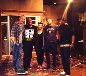 Marcus Miller, Eric Harland, Shayna Steele, David Cook & Matt Pierson