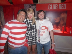 Meeting Taylor Swift