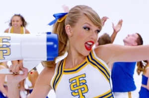 (Source: Taylor Swift's Shake It Off video still / BMLG)