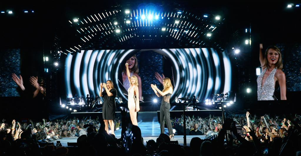 The 1989 World Tour Philadelphia Echosmith Rachel Platten And More Surprise Guests The Swift Agency