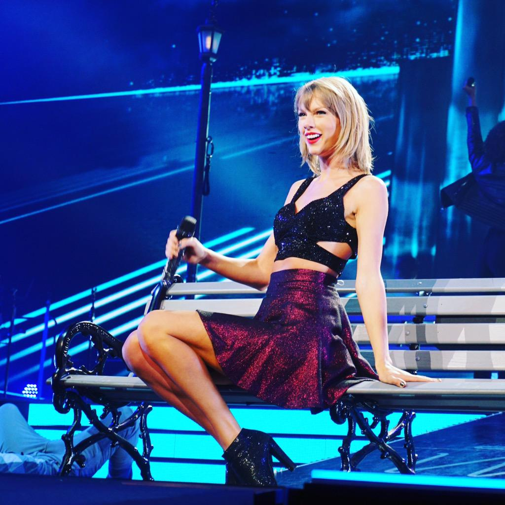 The 1989 World Tour St Paul Love Story S 7th Anniversary And An Extended Clean Speech The Swift Agency