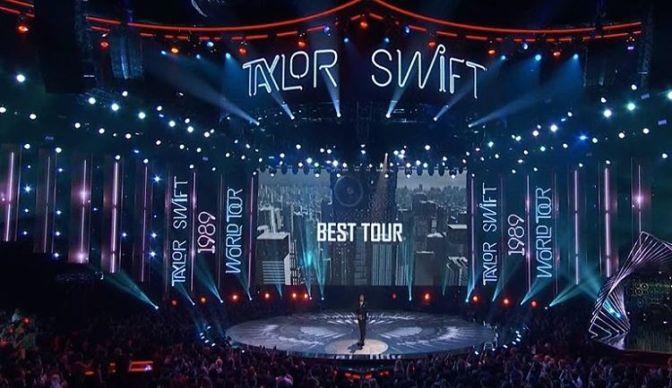 (Source: iHeartRadio via Taylor Swift's Instagram)