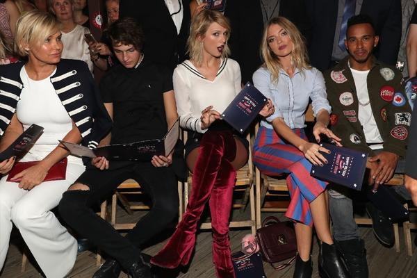 (Photo by Neilson Barnard/Getty Images for Tommy Hilfiger)