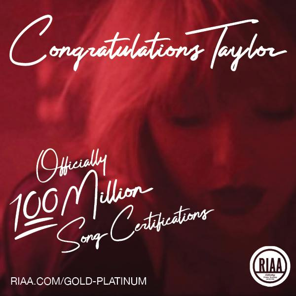 RIAA-100-million-song-certification