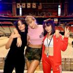 This Just In: Show Day! Camila, Charli, soundcheck and Katy's olive branch