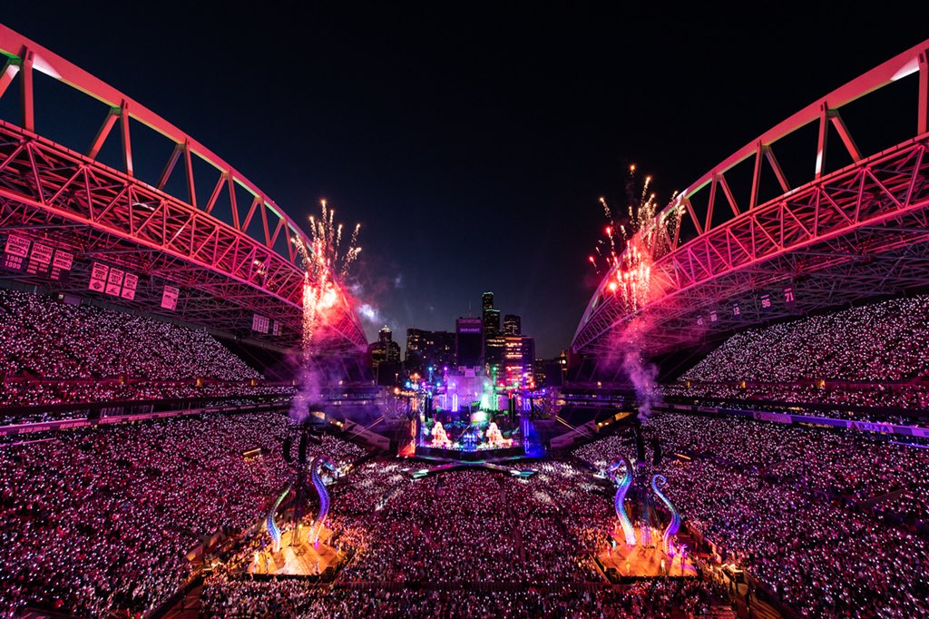The Rep Tour In Seattle Wa Holy Ground The Swift Agency