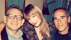 Next Chapter: Taylor signs with Universal Music Group