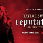 The Reputation Stadium Tour premieres on Netflix on December 31st!