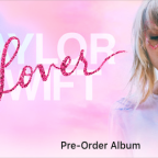 Lover, the album: The track list, revealed.