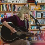 Taylor's Tiny Desk Concert on NPR