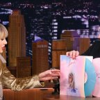 Taylor Tonight: The Sparkly Dressed talks to Fallon!