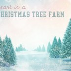 This Just In: Christmas Tree Farm is out now